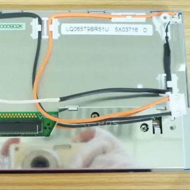 LQ065T9BR53 LQ065T9BR54U LQ065T9BR55 LCD DISPLAY Panel BMW X3 X5 E38 E39 E46 E53