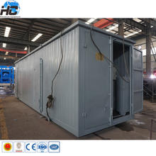 Oilfield indirect steam generator process heating natural gas oil fired steam generator design