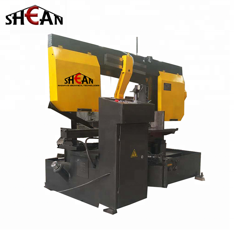G400 Bandsaw Machine High Quality And Efficiency Steel Metal Cutting machine