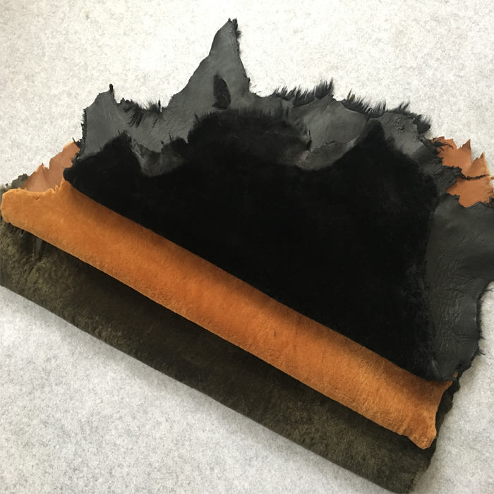 Australian sheepskin of high grade popularity for Garment
