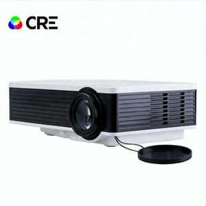 CRE X1600 High quality Full HD 1080P Home Cinema Theater Laptop 1000Lumens LED Wireless WIFI Mini Pocket digital Projector