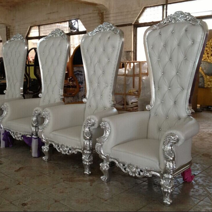 High Back Cheap King Throne Chair For Party