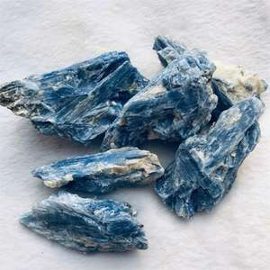 Wholesale Natural Rock Raw Kyanite Crystal Mineral Specimens For Healing