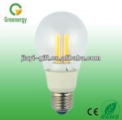 Greenergy новый дизайн 4.7w 470lm 360 градусов e27 <span class=keywords><strong>светодиодная</strong></span> <span class=keywords><strong>лампа</strong></span> накаливания/светодиодные лампы китай мануфактуры