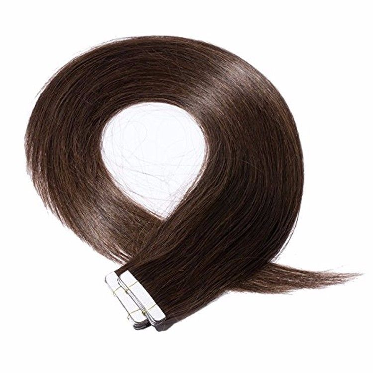 Cheap virgin remy double drawn natural straight tape hair extensions making machine skin weft tape remy hair extensions remover