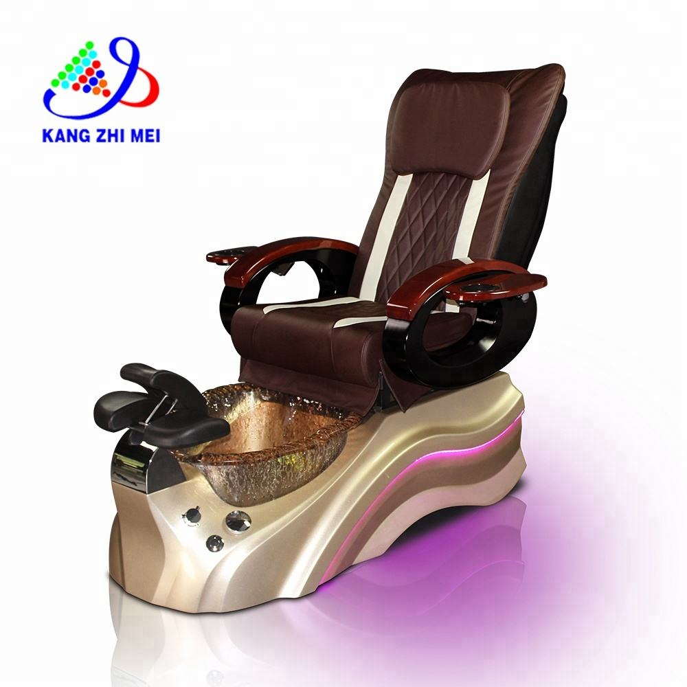 kangmei beauty no plumbing spa used pedicure chair and manicure chair for nail salon (KM-S832)