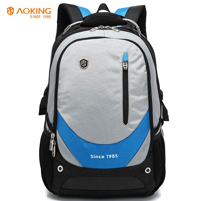 Customized Backpack Bag Travel Aoking 20 Inch Retro Oxford Custom Logo Laptop Daily Travel Life Backpack Bag Bagpack Mochilas China Back Pack Laptop