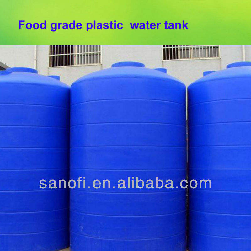 Food Grade Plastic Water Tank