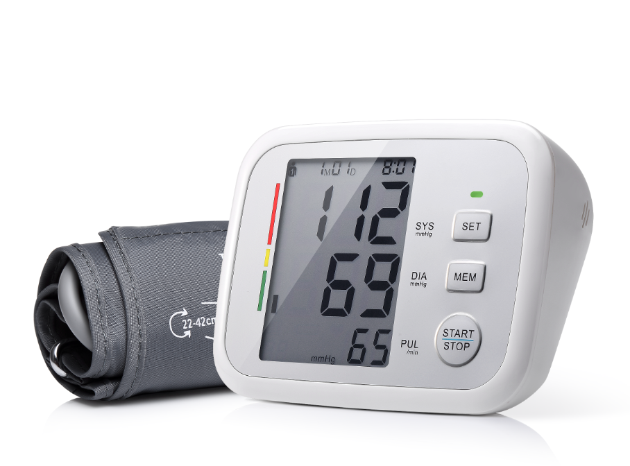 FDA CE BP Cuff Arm Type Electronic Automatic Digital Blood Pressure Monitor