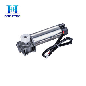 Automatic sliding door 10W brush DC motor