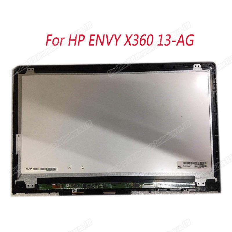 "HP ENVY 15-u010dx 15-u011dx x360 Convertible 15.6/"" Touch Screen Digitizer Glass"