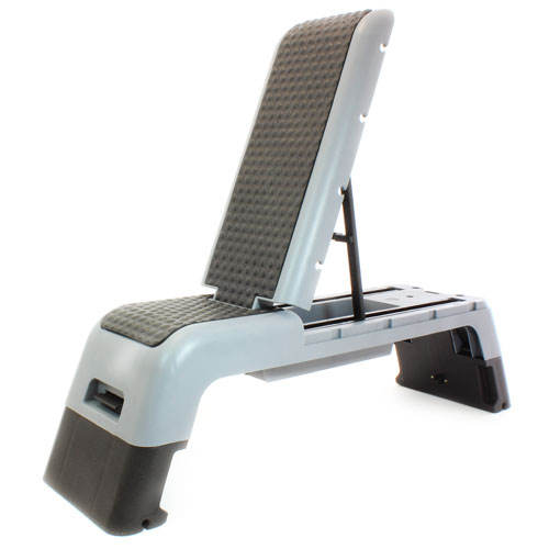 Wholesale Hot Sale Adjustable Height Fitness Step Aerobic Bench