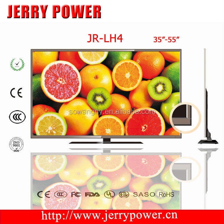 buy bulk electronics for cheap consumeables products 42 inch android SUPER SLIM / FRAMELESS led tv