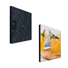 Outdoor p10 led display module screen video wall panel