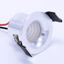 Oem odm wholesale mini led spotlight 2700 6500k 12v 3w,3 w led spot light silver