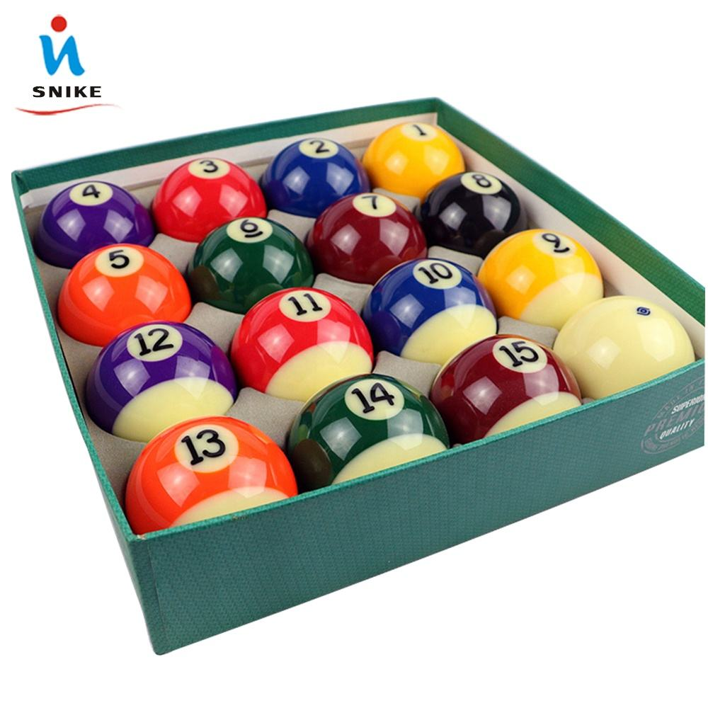 cheap billiards 8 ball and billiard ball set