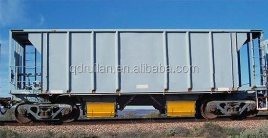 Railway used bogie ballast hopper wagon for sale