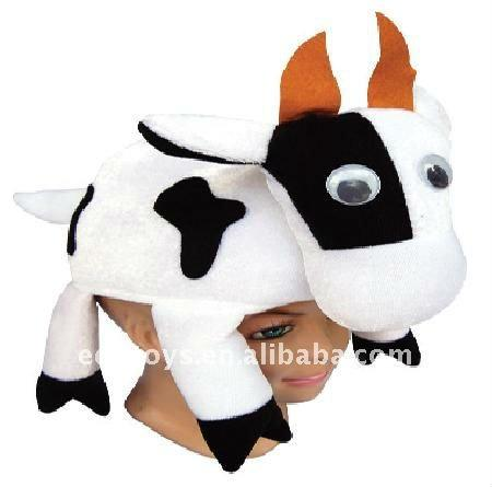 caliente la venta de los animales <span class=keywords><strong>2012</strong></span> sombreros de papel que juegan los juguetes