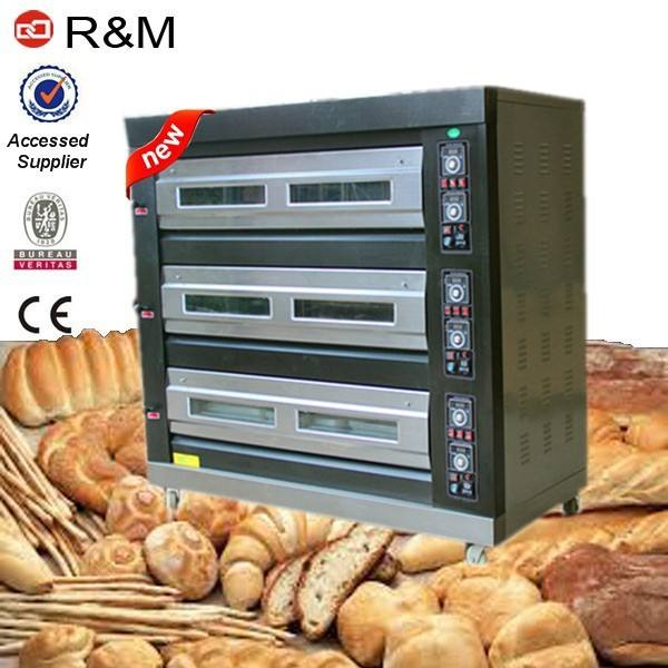 2021 Bakery Gas Deck Oven Bakery Equipment horno de panaderia baking equipment pizza cake bread oven prices other snack machines