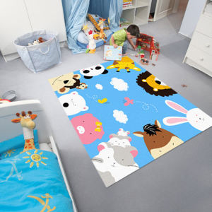 Beautiful Kids Gym Babies Crawl Play Mat For Children