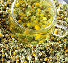 Dried top quality German chamomile, wild chamomile Flower heads clean and pure