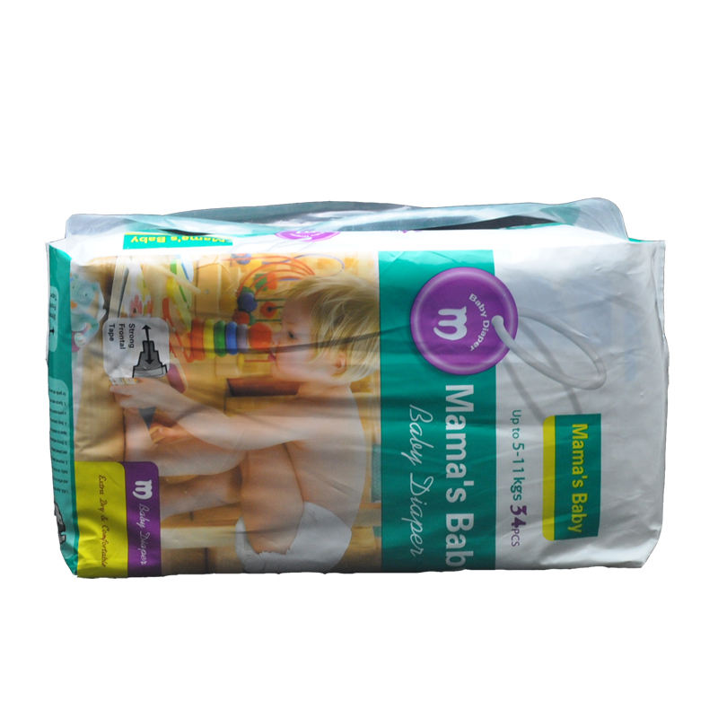 High Quality Competitive Price Biodegradable Bamboo Disposable Diaper Manufacturer from China