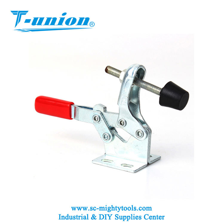 Metal Horizontal Quick Release Hand Tool Clamp For Fixing Workpiece Hardware Tool