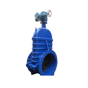 High quality electric actuated motor operated gate valve with prices