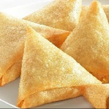 Frozen Vegetable Curry Samosa