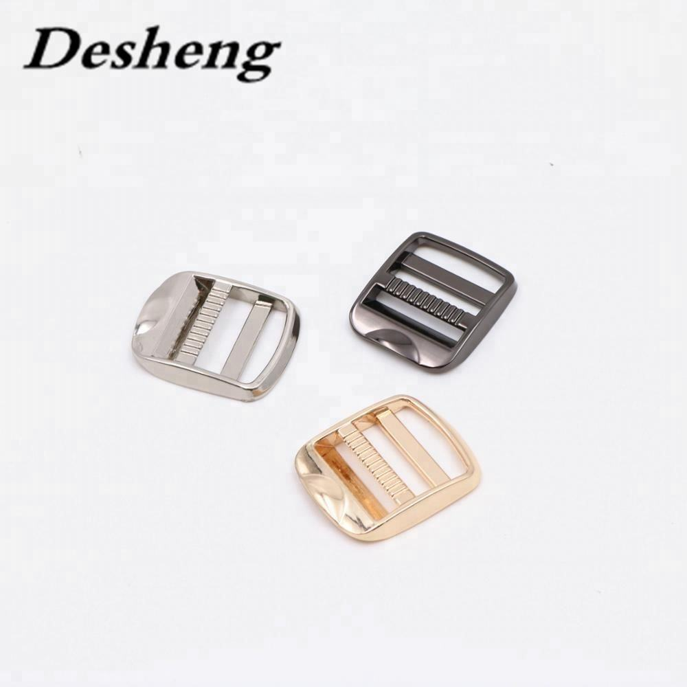 Bags Accessories Adjustable Metal Buckle Ladder Lock Buckle