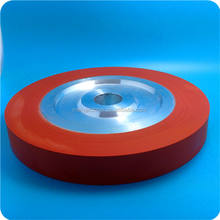 High Quality Silicon Rubber Wheel with Different Diameter Easy Polishing and Heat-Resistance MY-C