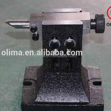 Adjustable lathe machine rotary Tailstock