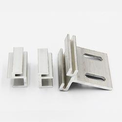China supply Single-side Bracket Structure stone support SE aluminum wall bracket