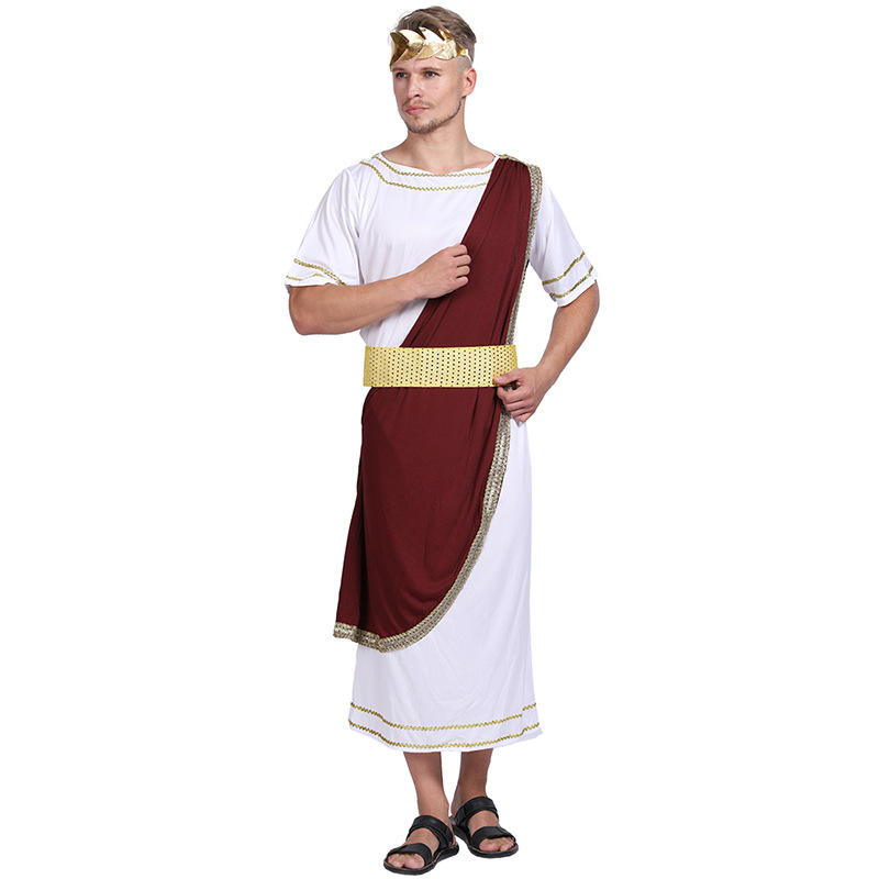 Funtoys CE Halloween Caesar the Great cosplay suit costume