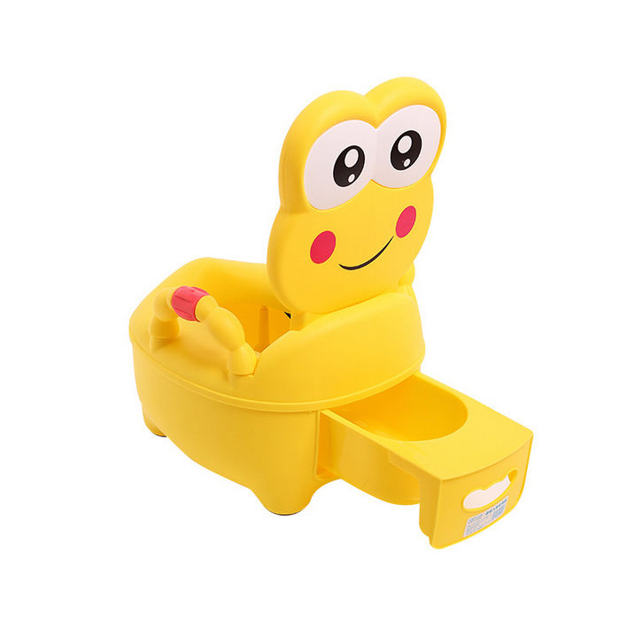 Kids Potty Training Lovely Plastic Baby Potty Plastic Baby Toilet Taizhou