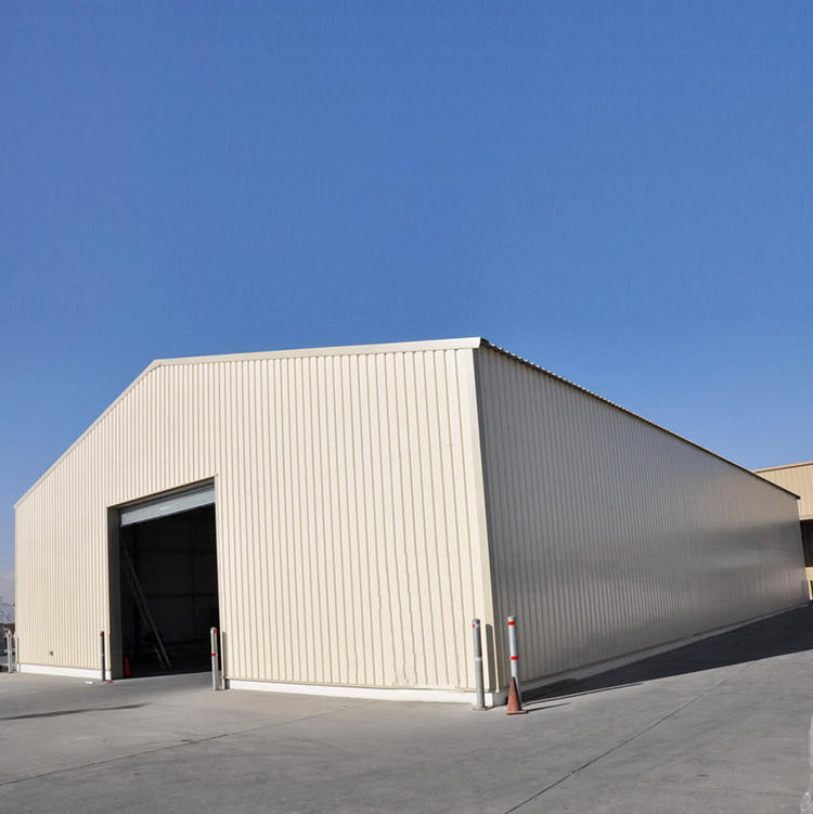 Structure building prefabricated steel warehouse