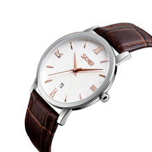Skmei Luxury Women Hot Sale Time Japan Movement Watch
