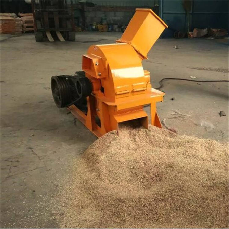 Hot sale small wood crusher wood grinder for home using