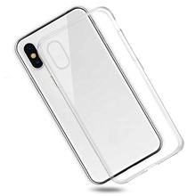 Cass Factory Wholesale !! TPU PC Material Smart Mobile Phone Clear Case For iphone X Luxury