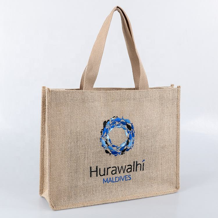 Most importer of jute bag's choice, high quality just shopping bag
