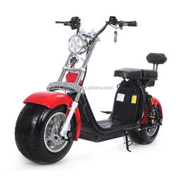2020 new two battery 60v 12ah /20ah aluminium wheel cheap electric scooter/citycoco electric scooter/alibaba electric motorcycle