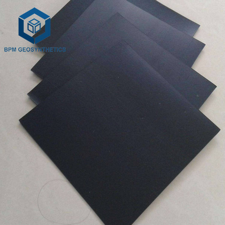 High Quality Geomembrane Fish Pond Plastic Liner for Zambia