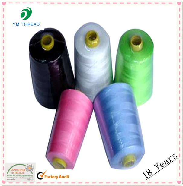 40/2 Spun Polyester Yarn For Sewing Thread For Garment