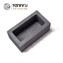 Customized Size High Purity Graphite Mold For Gold Ingot