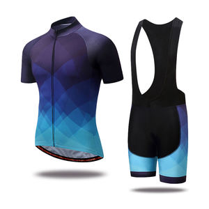 Popular Cycling Wear Skin Suit Cycling Uniform for Men