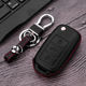key accessory protective leather car key shell for VW Amarok Polo Golf Mk4 Mk5 Bora Jetta with package