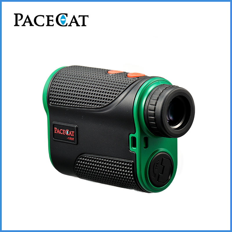 laser measurement 450m golf range finder with pinseek