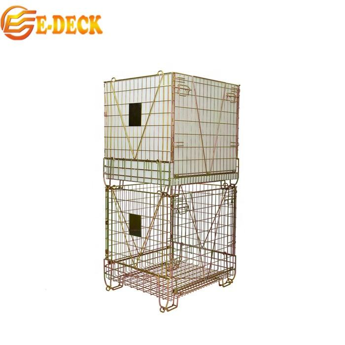 Wire Mesh Container Warehouse