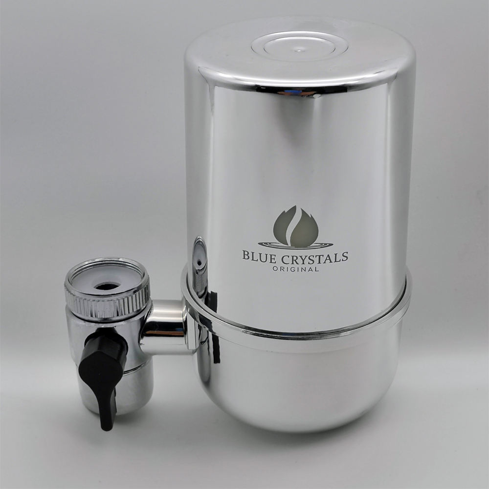 FDA certificated water purifier filter for tap water with 20mm~26mm connector and parts with low quantity for branding