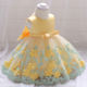 Children Frock Model 2 Years Small Girl Baby Clothes Fashion Dress L1845XZ